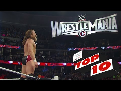 Download Top 10 WWE Raw moments: February 2, 2015 HD Mp4 3GP Video and MP3