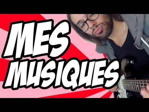 🎸 Mes musiques + Le monde des poupées