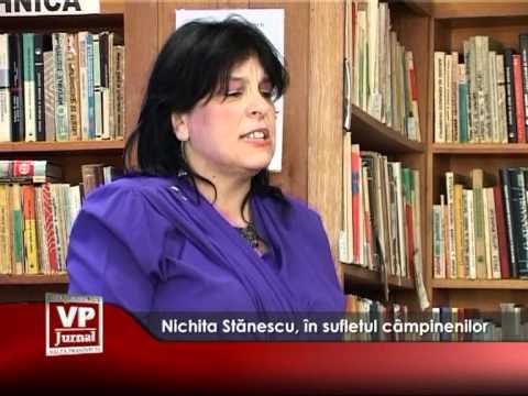 Nichita Stănescu, în sufletul câmpinenilor