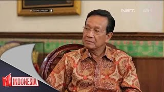 Video Satu Indonesia - Sri Sultan Hamengkubuwono X MP3, 3GP, MP4, WEBM, AVI, FLV November 2017