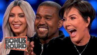 Video Kardashians VS West Family Feud Episode BEST BITS | Bonus Round MP3, 3GP, MP4, WEBM, AVI, FLV Maret 2019