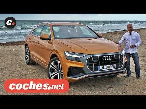Audi Q8 SUV  Primera prueba / Test / Review en español  coches.net