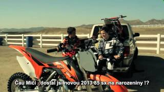 5. 2013 KTM 85 sx Video