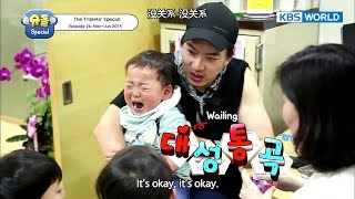 Video The Return of Superman - The Triplets Special Ep.26 [ENG/CHN/2017.11.10] MP3, 3GP, MP4, WEBM, AVI, FLV Juli 2018