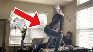 I WANT TO BE A GIRL PRANK ON BOYFRIEND! ** HILARIOUS **