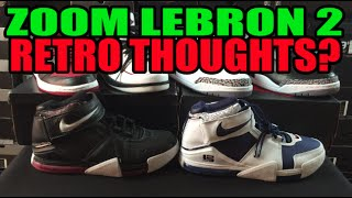 Download Lagu Rumored Nike Zoom Lebron 2 Retro Discussion / Thoughts Mp3