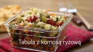 Tabula z komosą ryżową (quinoa)