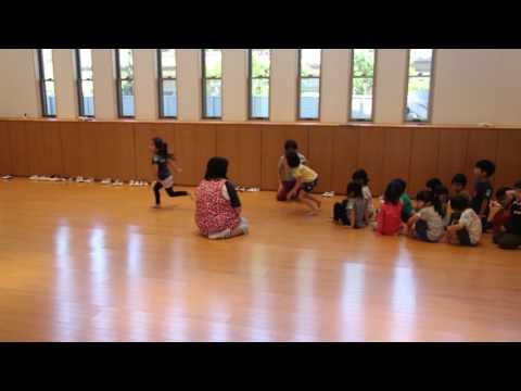 平成28年度 みなみ保育園 体操教室(5月)