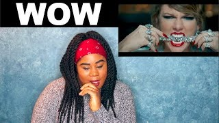 Video Taylor Swift - Look What You Made Me Do Music Video |REACTION| MP3, 3GP, MP4, WEBM, AVI, FLV Maret 2018