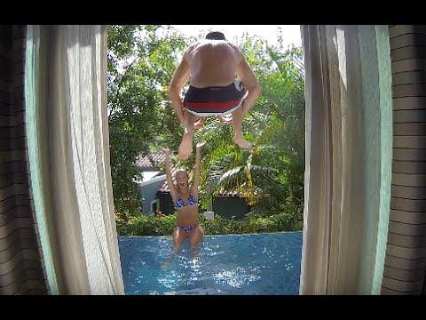 Sandals LaSource Grenada Honeymoon Fun in Our Room