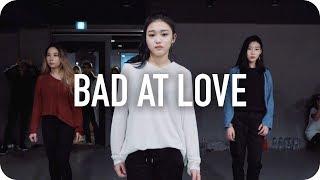 Video Bad At Love - Halsey / Yoojung Lee Choreography MP3, 3GP, MP4, WEBM, AVI, FLV Maret 2018