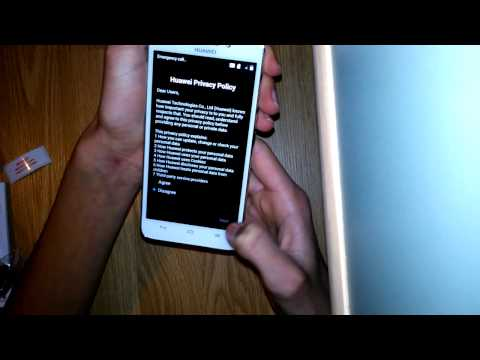 Huawei Ascend G620S Unboxing and Test English