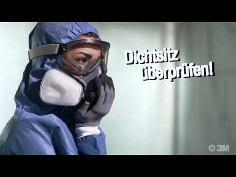 3M Gase- & Dämpfemasken - Die Sicherheits-Checker