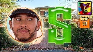Video 10 Expensive Things Owned By Millionaire Lewis Hamilton MP3, 3GP, MP4, WEBM, AVI, FLV Desember 2018