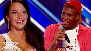 Video HILARIOUS Louis Armstrong Impression Has Judges In Hysterics! | X Factor Global MP3, 3GP, MP4, WEBM, AVI, FLV Maret 2019