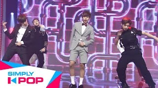 Video Simply K-Pop Ep170 - BTS(방탄소년단) _ DOPE(쩔어) MP3, 3GP, MP4, WEBM, AVI, FLV Juli 2018