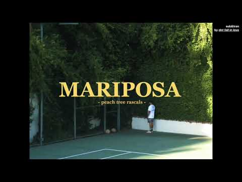 [THAISUB] Peach Tree Rascals - Mariposa แปลเพลง