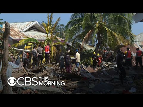 Indonesia Earthquake, Tsunami: Aid Not Arriving Fast Enough