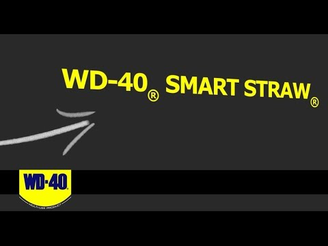 How To Spray Two Ways With WD-40® Smart Straw®