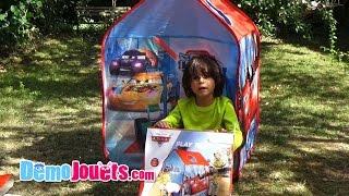 Video (JOUET) Cars Flash McQueen Disney Maison pop up Worlds Apart - Démo Jouets MP3, 3GP, MP4, WEBM, AVI, FLV Juli 2017