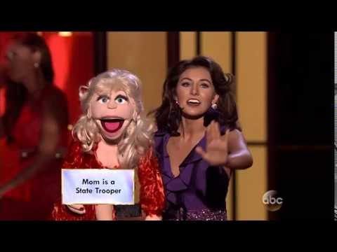 Great Moments in Beauty Pageant Ventriloquism