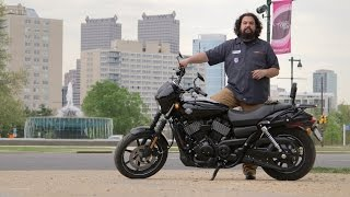 3. Harley Davidson Street 750 Review at RevZilla.com