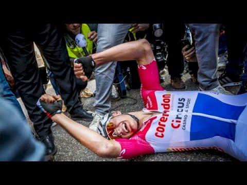 Mathieu van der Poel's UNBELIEVABLE Comeback Win