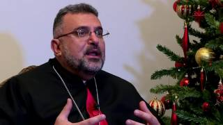 Christmas Greetings from H E Youssef Soueif, Maronite Archbishop of Cyprus