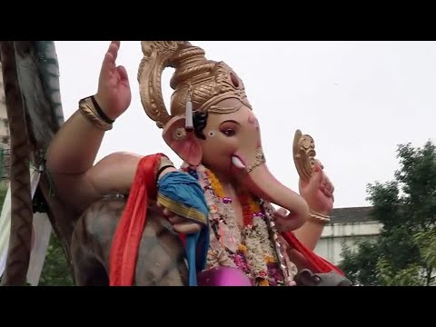 Ganesh's Birthday Celebration - Indian Ocean With Simon Reeve - BBC