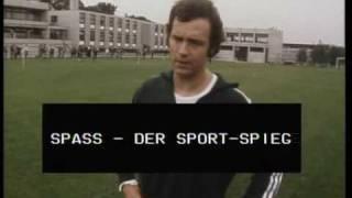 Franz Beckenbauer über Intellektuelle