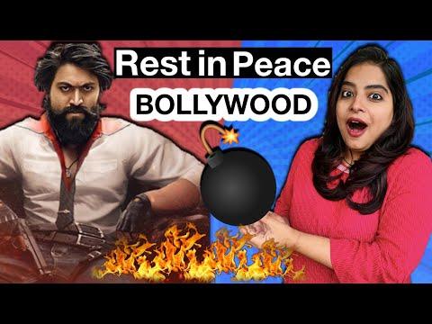 KGF Chapter 2 Teaser Trailer REVIEW | Deeksha Sharma