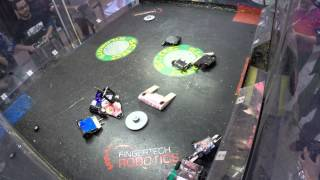 Kilobots 27 - One Pound Ant Weight Rumble