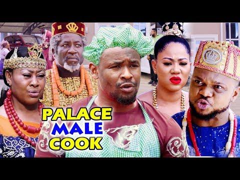 PALACE MALE COOK SEASON 1&2 FULL MOVIE (Zubby Michael) 2019 LATEST NIGERIAN NOLLYWOOD MO0VIE
