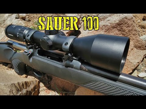 Sauer 100 Classic - Best Value For A Hunting Rifle