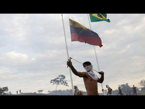 Venezuela: Tote und Verletzte bei Zusammenstößen an d ...