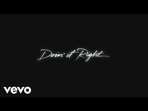 Tekst piosenki Daft Punk - Doin' It Right (Ft. Panda Bear) po polsku