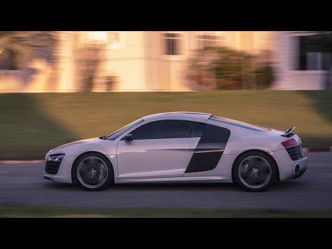 Avaliação: Audi R8 V10 Plus