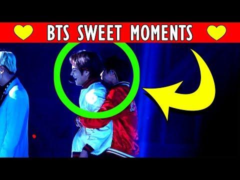 BTS Sweet Moments  Bangtan Boys