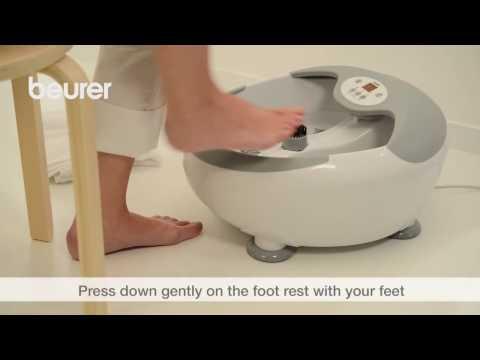 Hướng dẫn sử dụng bồn ngâm chân FB50
