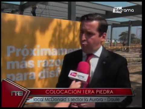 Arcos Dorados anunció plan de inversiones en Ecuador