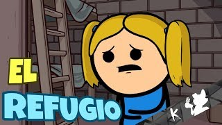 The Shelter [ESPAÑOL] - Cyanide & Happiness Shorts