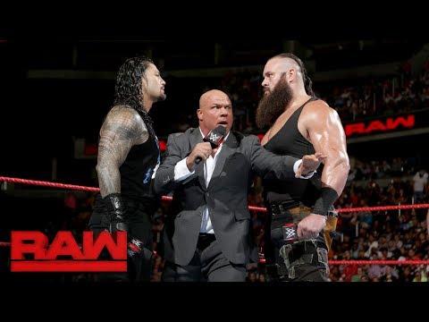 Kurt Angle reveals who will challenge Brock Lesnar at SummerSlam: Raw, July 24, 2017