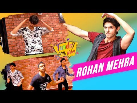 Rohan Mehra's DAY OUT Dancing And Talks About Futu