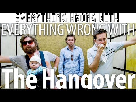 """Everything Wrong With """"Everything Wrong With The Hangover In 19 Minutes Or Less"""""""
