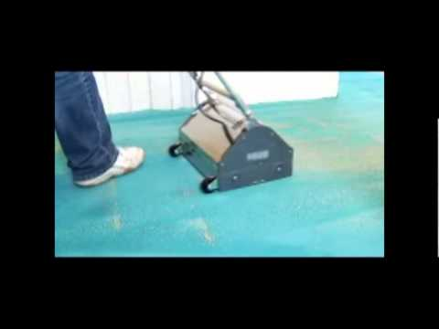 Mayor Pure Carpet Dry Cleaning System – General Introduction
