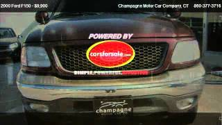 2000 Ford F150 Lariat - for sale in Willimantic, CT 06226