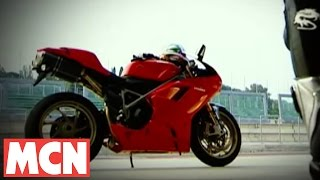 8. Ducati 1198 Promotional Video