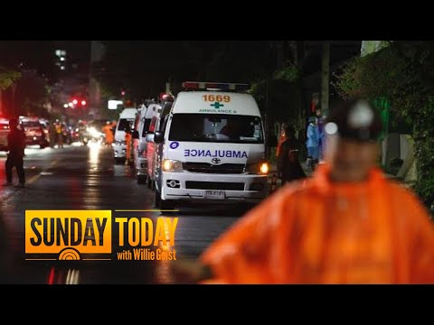 Rescue Mission Continues In Thailand As More Boys Are Rescued | Sunday TODAY