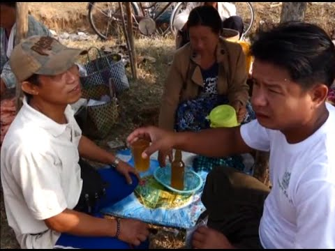 Rice wine remains perfect tonic for Karenni farmers