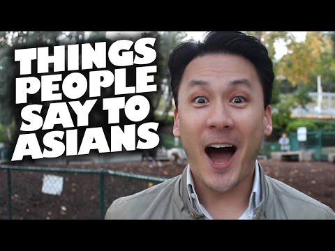 Hate - Every Asian has been asked these questions and every non-Asian has asked them or wanted too :) http://www.Facebook.com/EliotChangComedy http://www.Twitter.co...